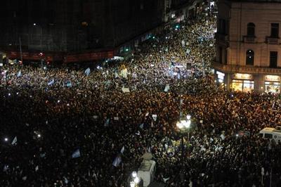 En Argentina exigen desafuero de la expresidenta Cristina Fernández