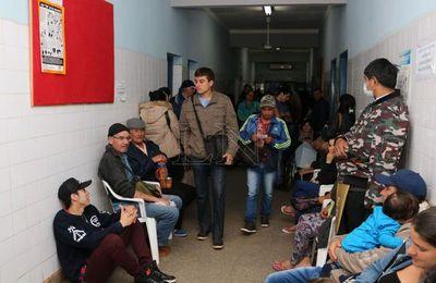 Hospital de Encarnación registra 48 muertes por gripe