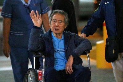 """Fujimori dice que indulto """"está sustentado médicamente"""" y no teme revocación"""