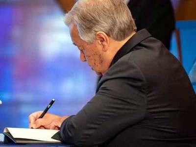La ONU rinde sentido homenaje a Kofi Annan