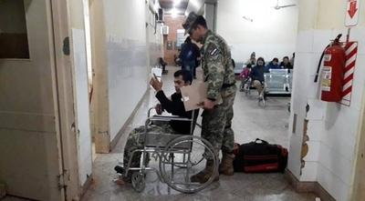 HOY / Piden prisión para sargento por matar a un militar y herir a dos