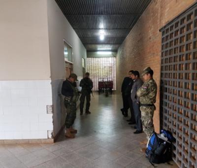 Solicitan prisión para militar