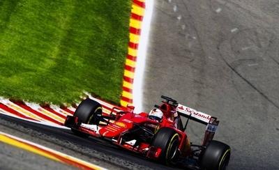 HOY / Vettel es el más rápido en los primeros entrenamientos del GP de Bélgica