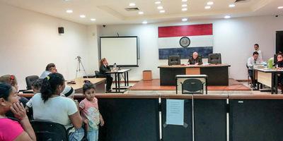 Vuelven a posponer el juicio a Henry Paniagua