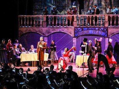 El clásico de la ópera  Rigoletto sube a escena en el Banco Central