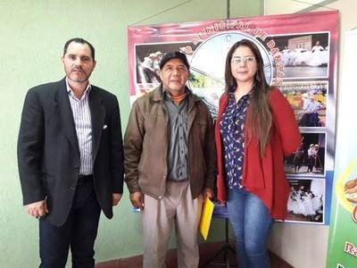 NATALIO ESPERA A LOS ARTISTAS: COMPETENCIA ECOS DEL SUR ESTE DOMINGO 26 DE AGOSTO