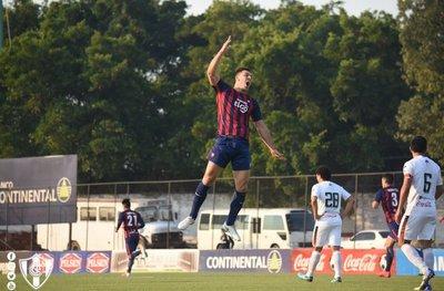 Cerro Porteño goleó a Gral. Díaz y ahora mira al Palmeiras