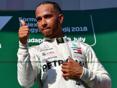 Hamilton obtiene el GP de Hungría
