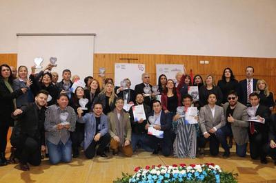 "Entregan trofeo ""Rohayhu che ñe'ê"" a los promotores de la lengua guaraní"