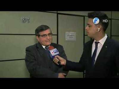 Investigan fortuna de Óscar González Daher