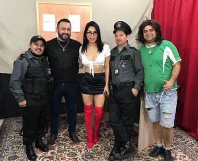 """El Churero """"detenido"""" en Comisaría 13"""