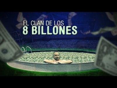 """Clan González Daher"" movió G. 8 billones sin justificar"