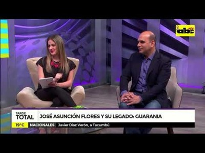 Conmemoramos natalicio de José Asunción Flores