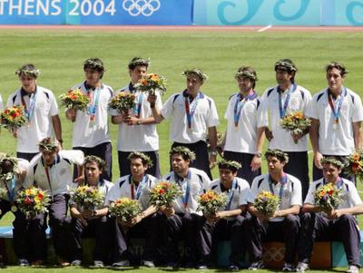 A 14 años de la medalla de plata en Atenas