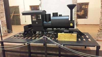 "El tren de San Lorenzo 1894-1936 y la música ""Tren Lechero"""