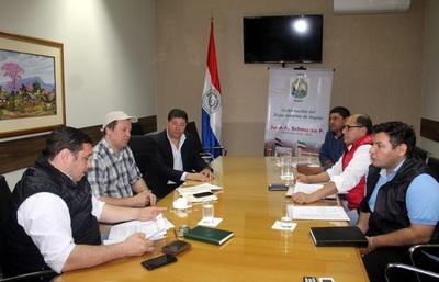 Proyectan potenciar y aumentar el sector algodonero en Itapúa
