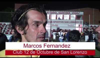 """Cabañas y Fernández: """"Este título es para mi familia""""  (video)"""