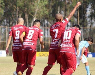 La goleada de la Copa Paraguay