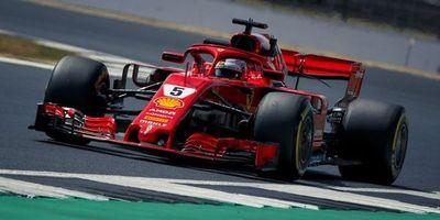 Ferrari se confirma como favorito en Monza