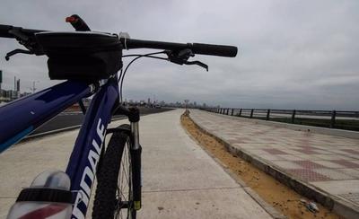 HOY / La bicisenda más larga de Asunción estará lista para la primavera
