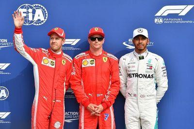 Raikkonen regala la pole a los tifosi de Ferrari en Monza