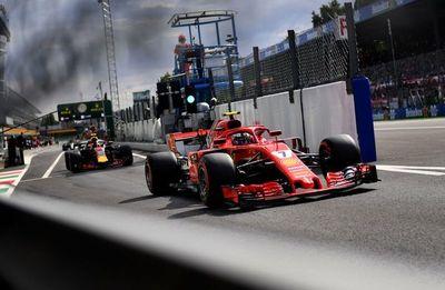 Kimi regala la pole a los tifosis de Ferrari