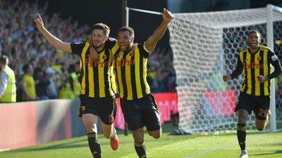 Watford sorprende a Tottenham y lidera junto a Liverpool y Chelsea