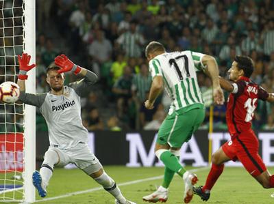 Betis le gana al Sevilla en su cancha después de 12 años