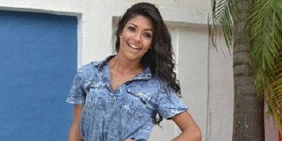 Una actriz emergente, Adelita Alonso, la revelación de Comisaría 13