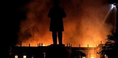 UN INCENDIO CONSUME EL MUSEO MÁS ANTIGUO E IMPORTANTE DE BRASIL