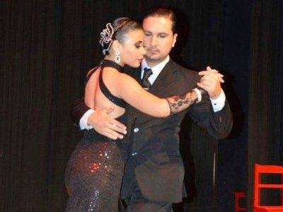 Se inicia la   Semana del Tango,   con danza, música y clases magistrales