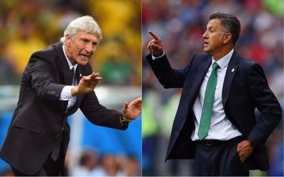 Pekerman no se decide y Osorio juega a dos puntas