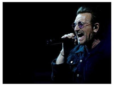 Bono confirma que recuperó su voz y que U2 podrá completar su gira