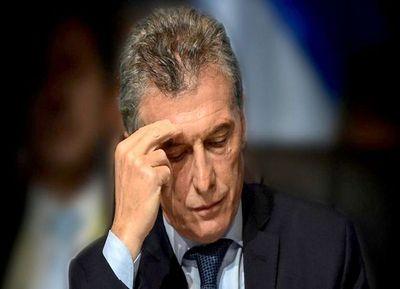 Moneda argentina cae 2,74% tras medidas de austeridad de Macri