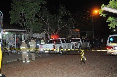 Barrio San Luis: Asesinan a joven que se habría resistido a un asalto