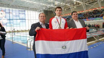 Paraguay apunta a los Juegos de la Juventud