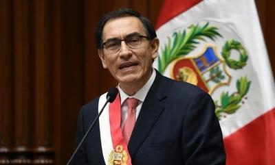 Presidente de Perú afirma que las reformas en su país no se pueden postergar