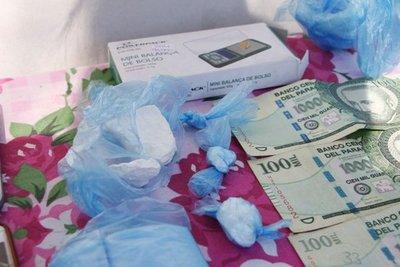 Capturan a traficantes de cocaína en Lambaré