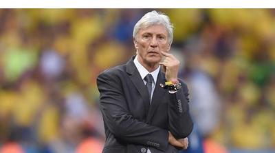 José Pékerman decidió no continuar al frente de Colombia