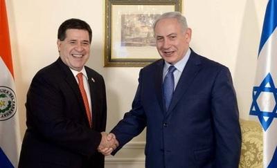 Israel anuncia el cierre de embajada en Paraguay