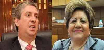 Corte declara inamovibles a Bestard y Wapenka