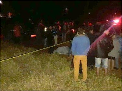 Hallan cadáver maniatado de un hombre en Pedro Juan Caballero