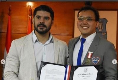 El Presidente de la Junta, Nenecho Rodríguez y su incansable apoyo a la juventud