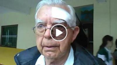 Inició mes de San Juan Bosco con homenaje al padre Severo Aquino por sus 50 años de ordenación sacerdotal