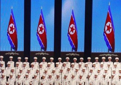En festejos por aniversario, Corea del Norte no muestra sus misiles