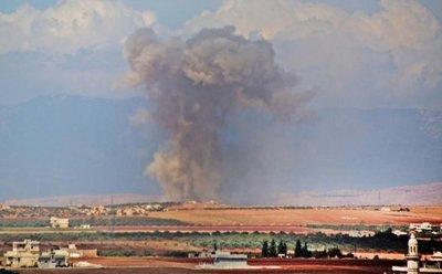 Intenso bombardeo ruso en Siria sobre bastión yihadista
