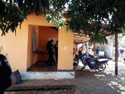 Asesinan a un policía y su familia en Villarrica