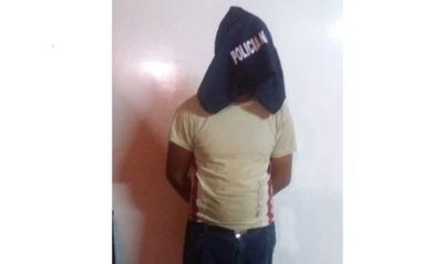 Detienen a sospechoso del crimen de Villarrica – Prensa 5