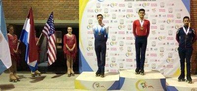Paraguay trae dos oros del Panamericano de Colombia