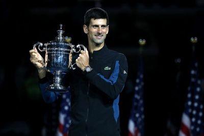 Djokovic es tercero de ATP y Osaka, séptima de WTA